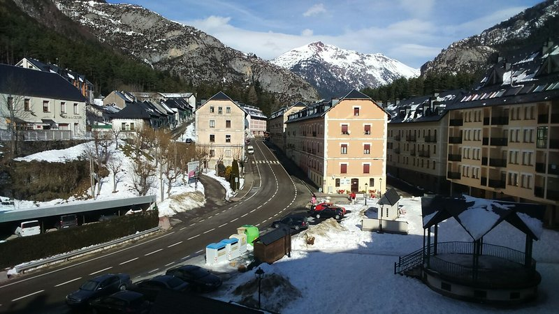 Apartamento de montaña, vacation rental in Canfranc