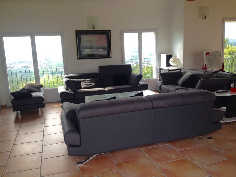 living side Aix en provence
