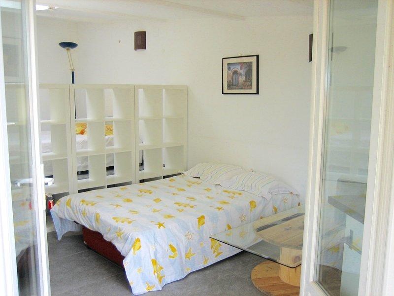sofa bed separate annex
