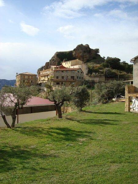 Villaggio di Corçà
