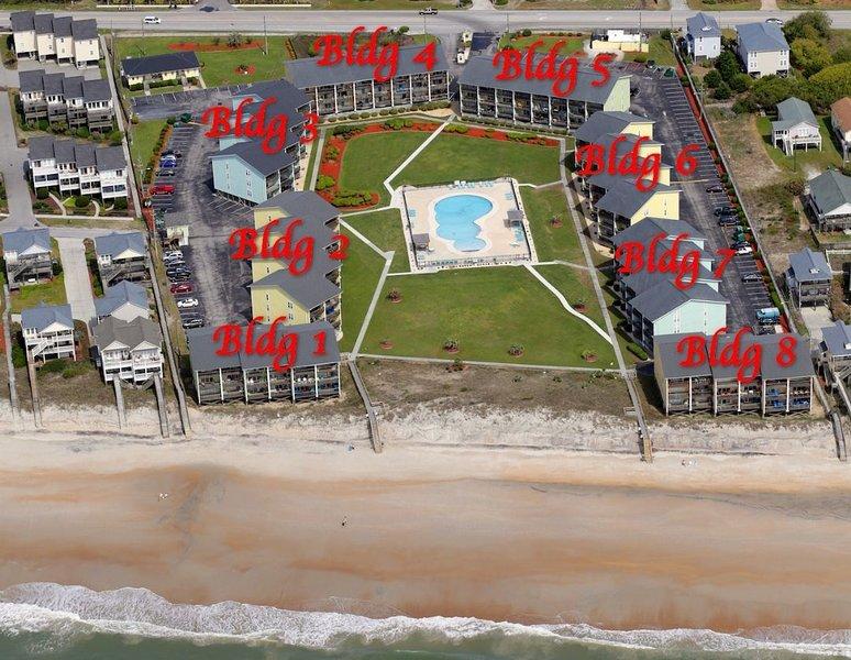Surf Condos Aerial
