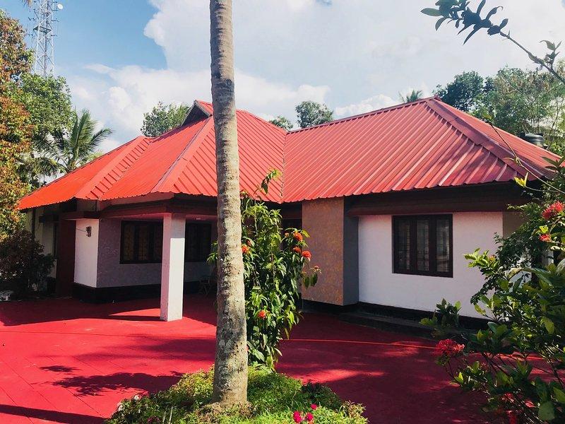 Avalon Grove, holiday rental in Idukki District