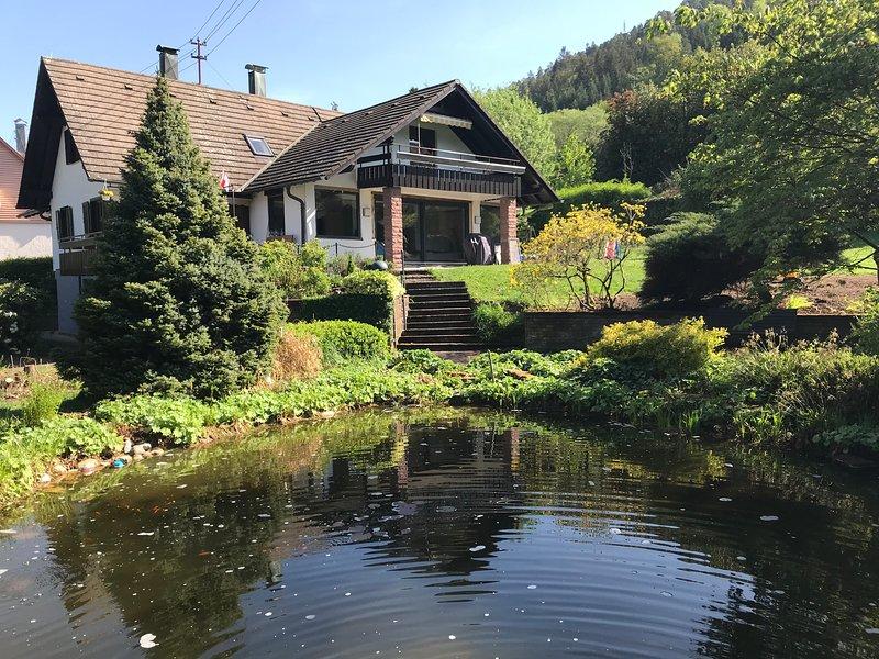 Ferienwohnung Seerose Bad Wildbad i. Schwarzwald, alquiler vacacional en Bad Wildbad