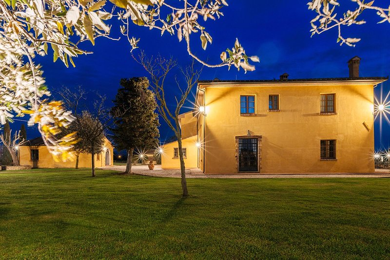 Villa Aia Vecchia (Apartment 11), vacation rental in Bibbona