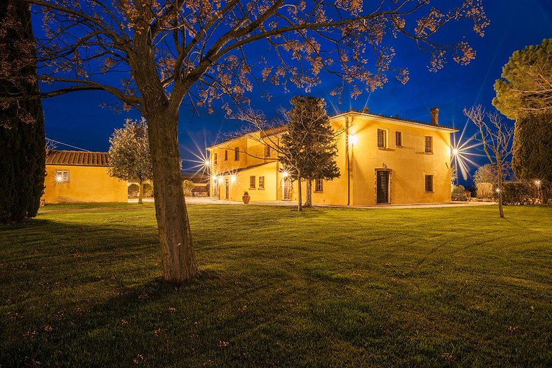 Villa Aia Vecchia (Apartment 10), vacation rental in Bibbona