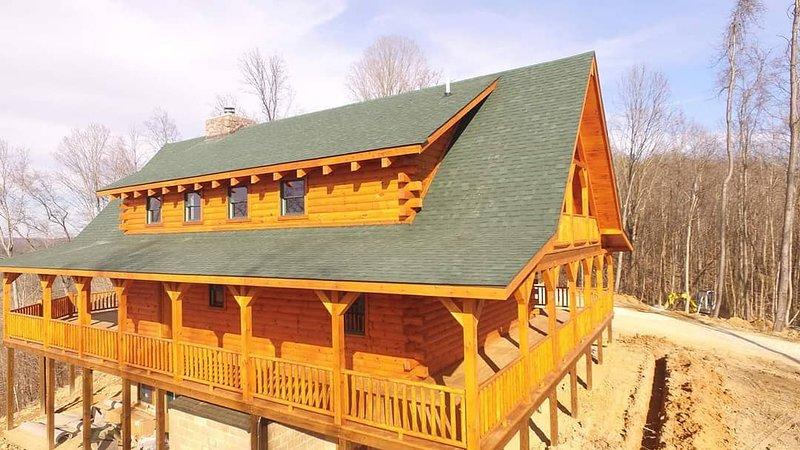 Arrow Ridge Lodge, location de vacances à Sugar Grove