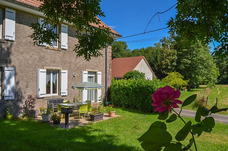 Gite de France 'Le Taquet', holiday rental in Dannemarie