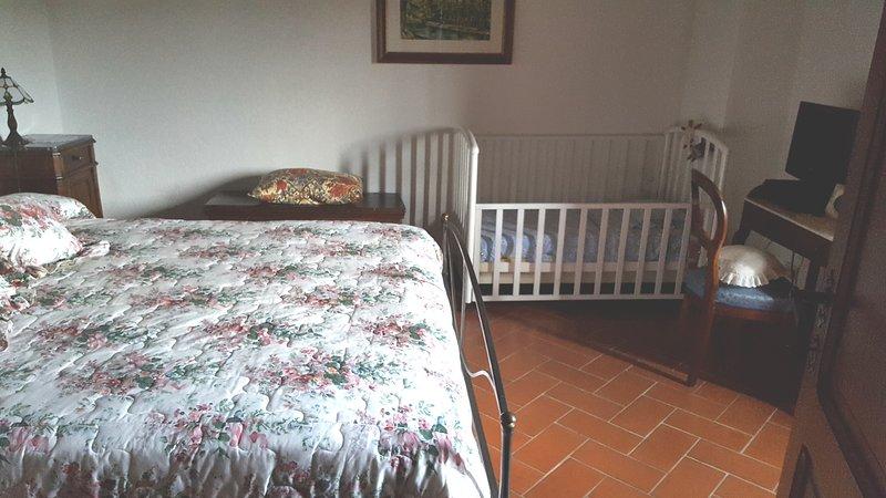 dormitorio principal 2 - posibilidad de añadir cuna