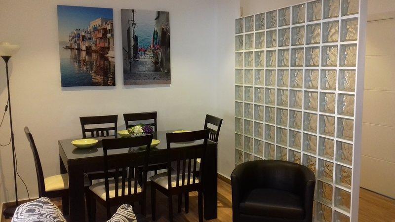 Acogedor lugar para 4 personas, holiday rental in Vega de Santa Maria