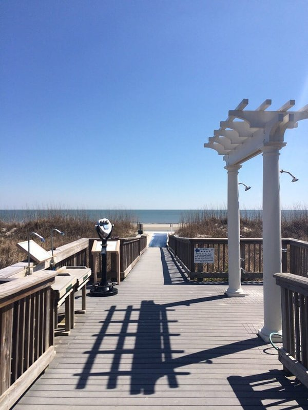 On-site access to Beach!