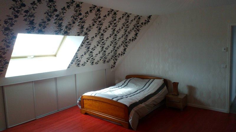 Chambre proximité circuit des 24h du Mans, holiday rental in Marigne-Laille