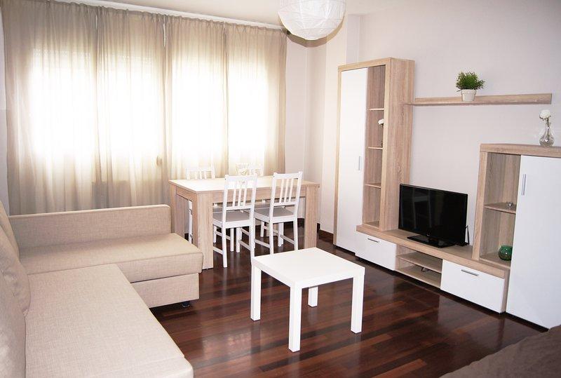 Apartamentos Turísticos Guillermo, Palas de Rei, holiday rental in Friol