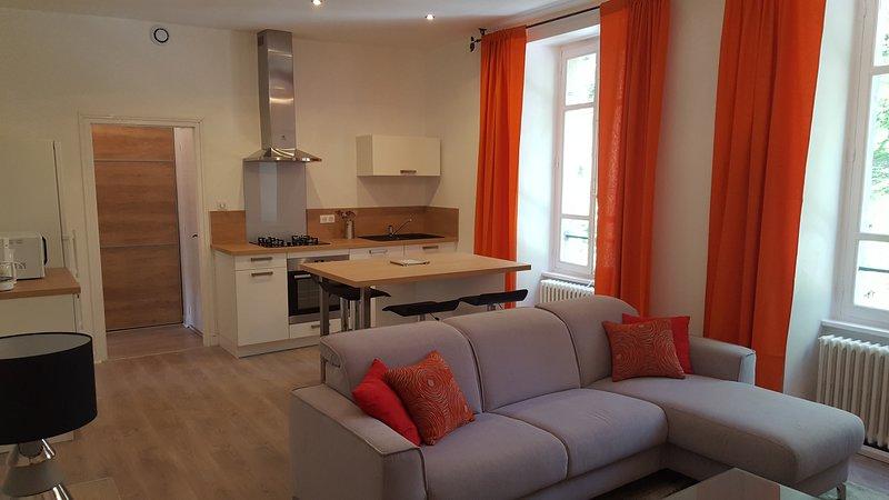 Beau T3  centre ville de Quimper, vacation rental in Quimper