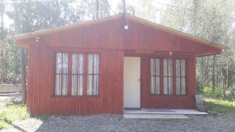 Cabañas de descanso y relajo, La casa del Gallo, casa vacanza a San Clemente