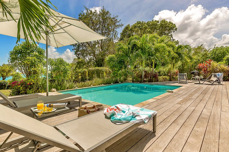 Alquiler de villa de lujo Palm Villas Martinica