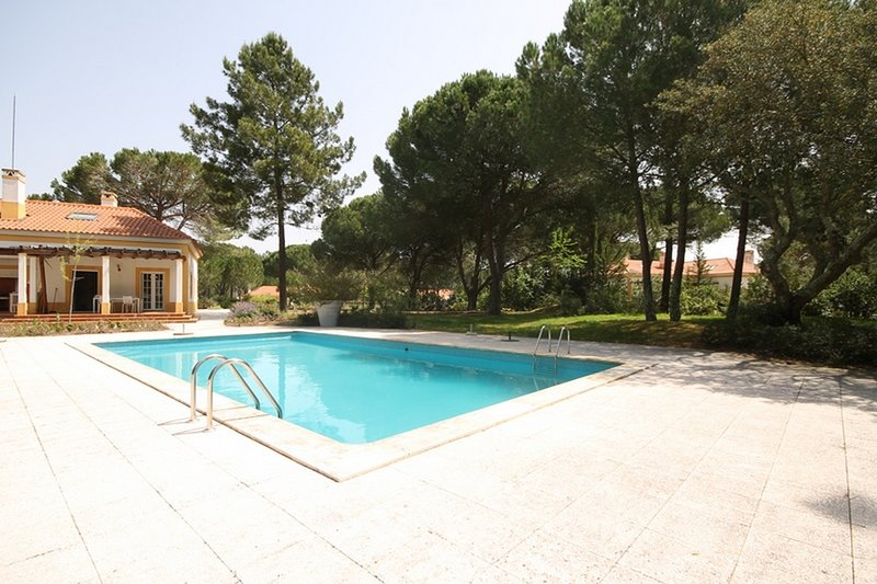 Villa 97 with private pool, holiday rental in Alcacer do Sal