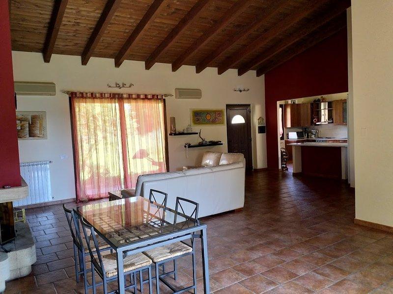 Casa delle Mimose Siamaggiore. A pochi minuti dalle più belle spiagge del Sinis., alquiler de vacaciones en Massama