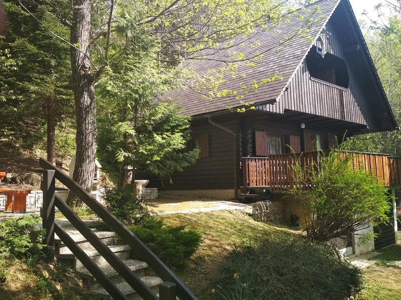 Chalet Klanika,fully equipped, casa vacanza a Kranj