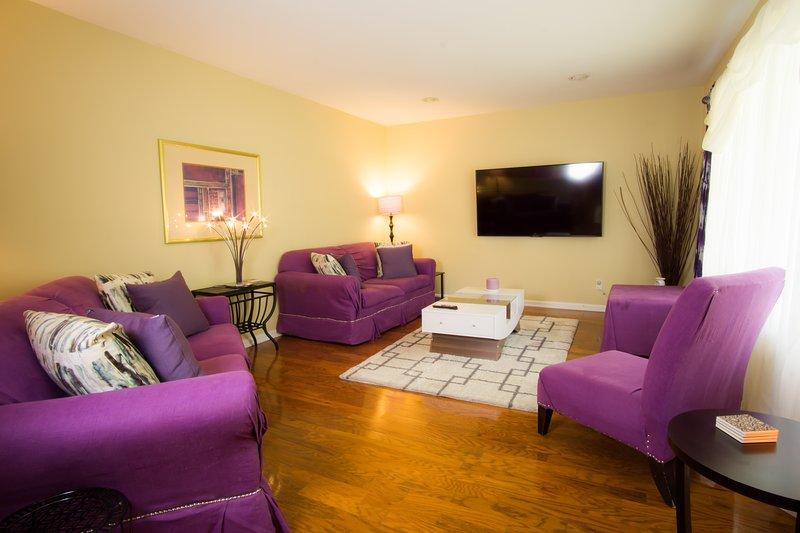 Northeast Atlanta private Apartment-Oasis II, aluguéis de temporada em Pine Lake