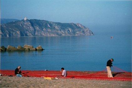 plage Tonnarella et le promontoire de Tindari.