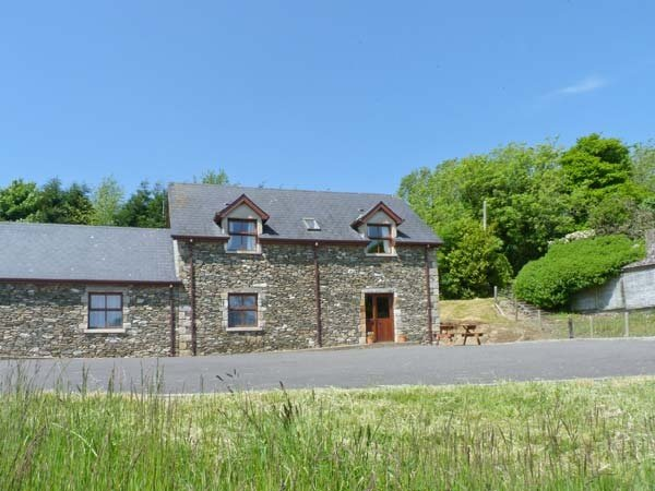 Ballykillageer Cottage, casa vacanza a Coolafancy