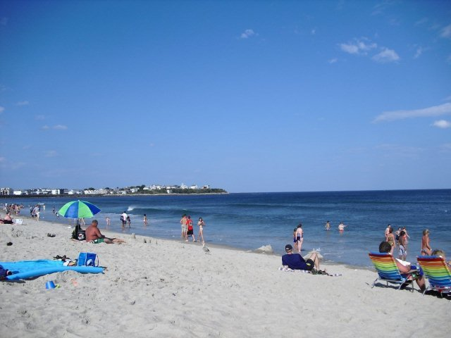 Hampton Beach - New Listing 3 Bedroom Home - A Block from the Beach!!, vacation rental in Rye Beach