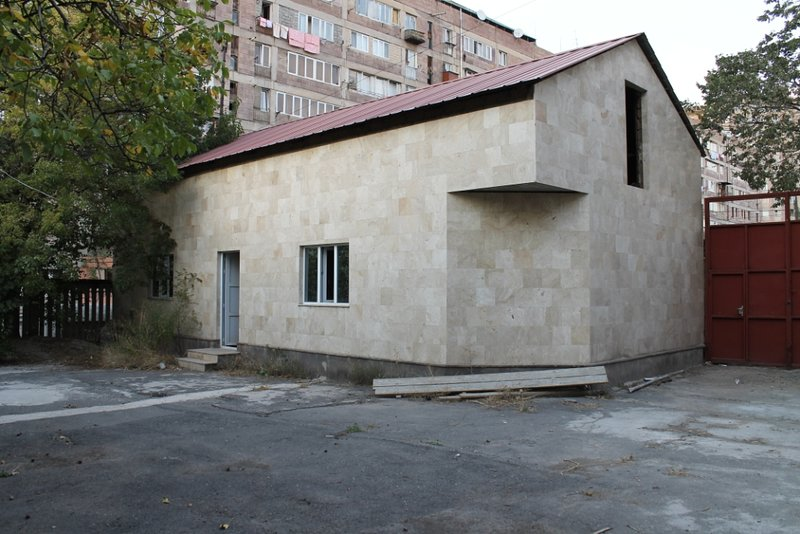 Red House, vacation rental in Garni
