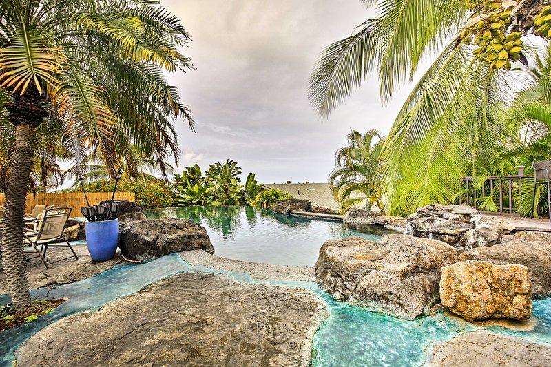 charming kona home w private pool ocean views updated 2019 rh tripadvisor com