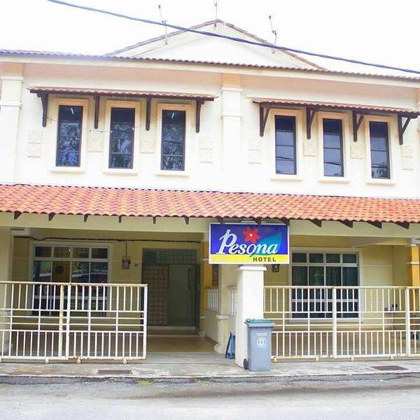 Homestay Kota Laksamana Bandar Hilir Melaka