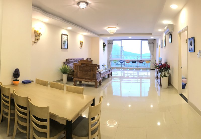Himika Home: 3BR, near Beach, Superb city view, Ferienwohnung in Vung Tau