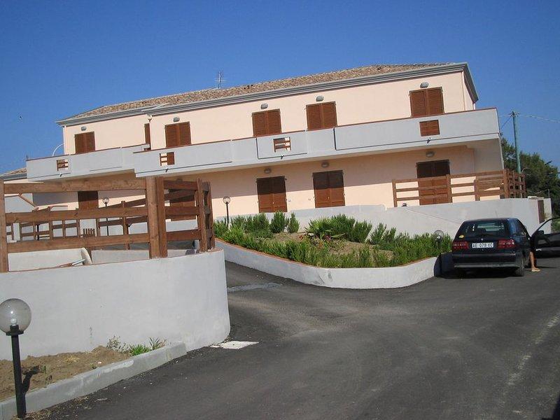 Appartamento Stintino, vicino al mare, alquiler vacacional en Stintino