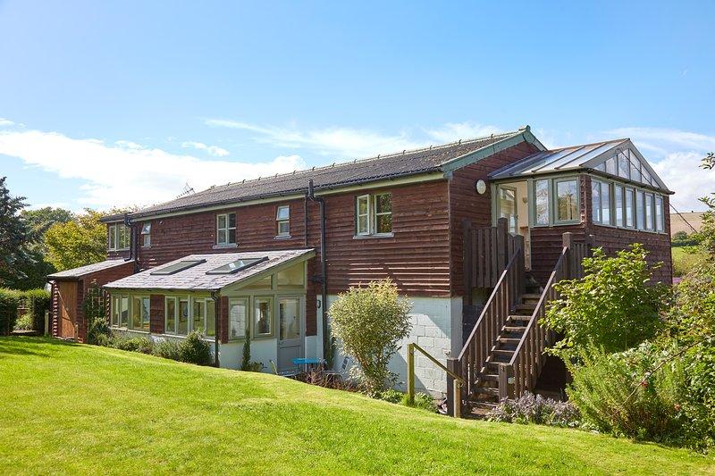 Apartment 4 - 1st floor Buckerfields Barn, holiday rental in Aldbourne