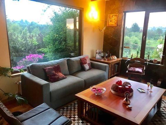 Acogedora casa familiar en medio de la paz de la naturaleza y con vista al lago, vacation rental in Los Lagos Region