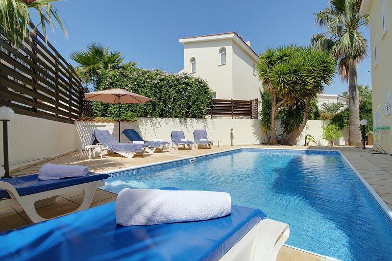 Fab villa de 3 chambres dans un endroit idéal !!