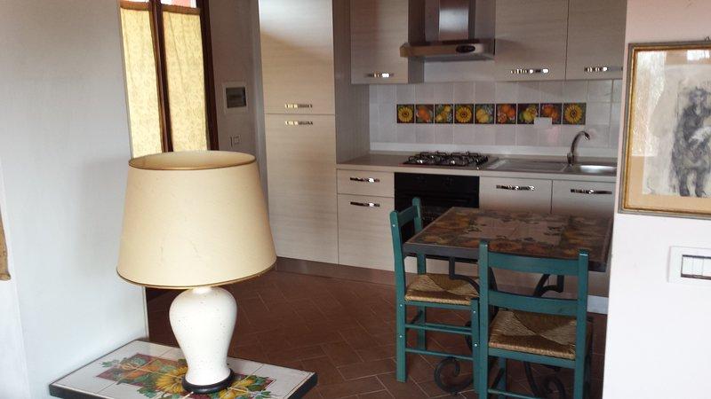 la Maisonette, location de vacances à Castelfranco Piandisco