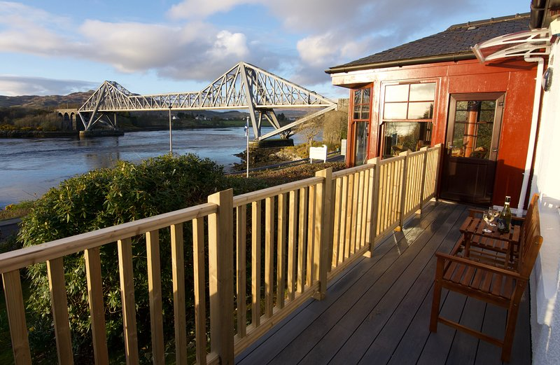 Strumhor Beag apartment, holiday rental in Oban