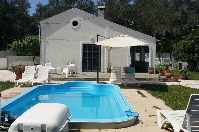 Villa Liza, vacation rental in Lefkimi