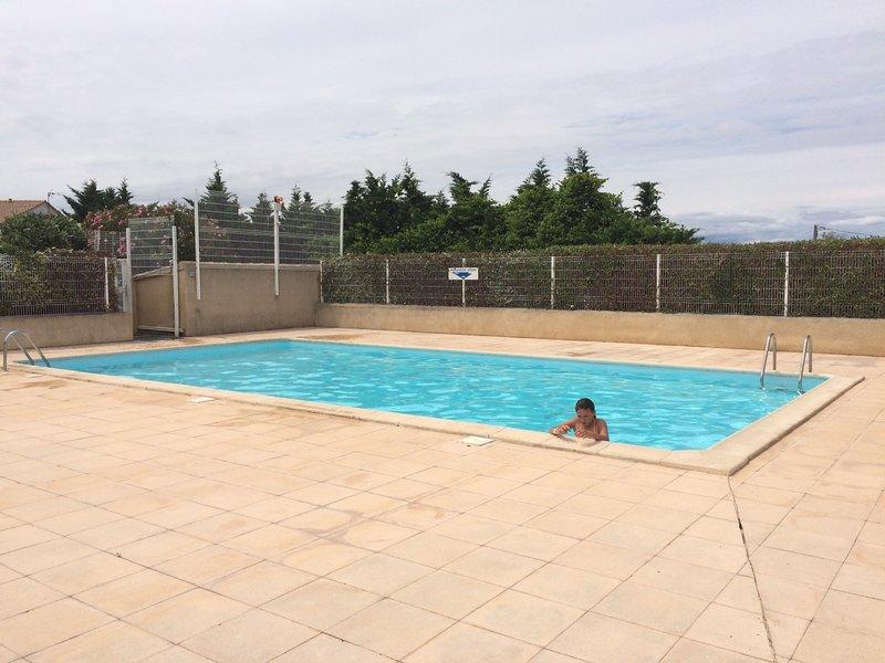 maisonnette, location de vacances à Marseillan