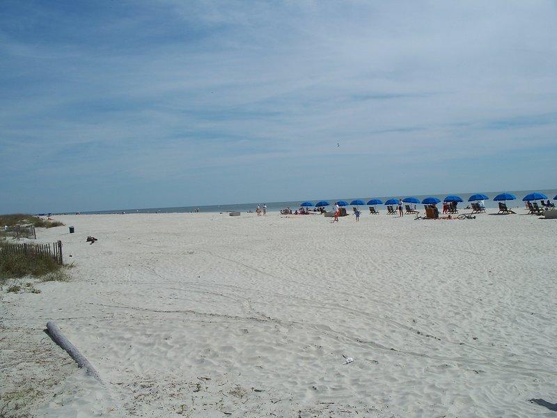 Le temps d'aller à la plage!