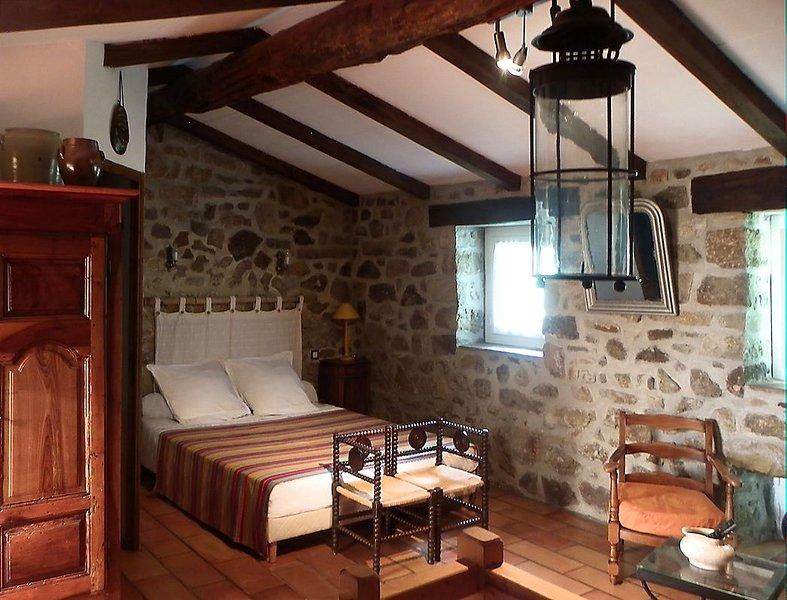 Gite cosy 3 épis près d anduze, location de vacances à Monoblet