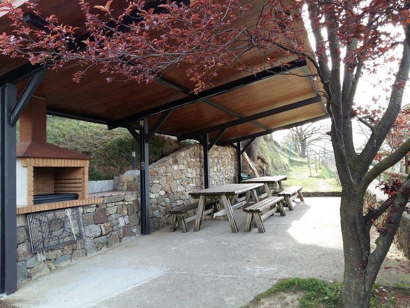 Barbecue e area picnic