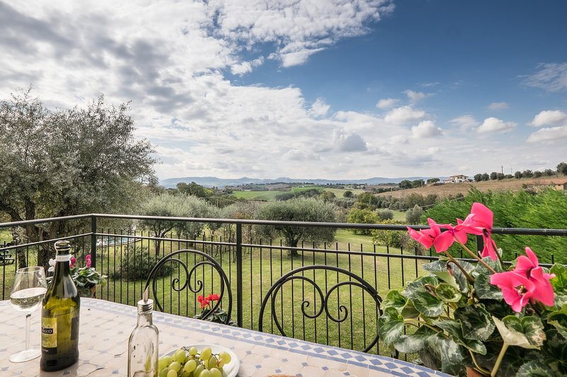Beautiful family home Lake Trasimeno / Tuscany border, holiday rental in Castiglione del Lago