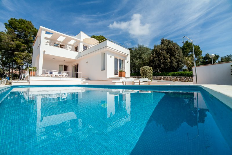 House Ermita 2 villa with pool in Cala Galdana
