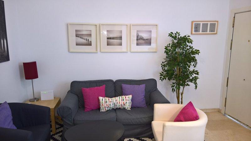 Precioso apartamento en Triana, alquiler de vacaciones en Sanlúcar la Mayor