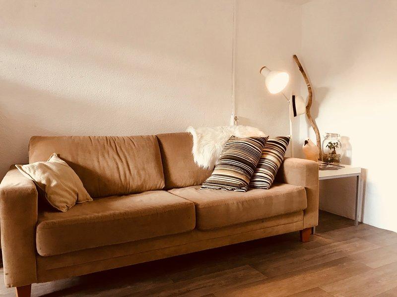 Unieke stadswoning voor 4 personen met Finse sauna, vacation rental in Vaassen