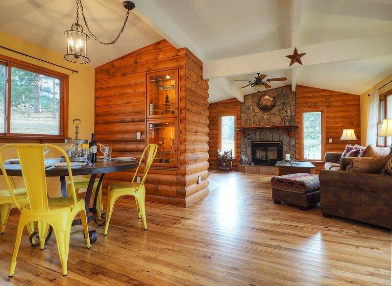 Lazy Elk Retreat -- EV #3451, vacation rental in Estes Park