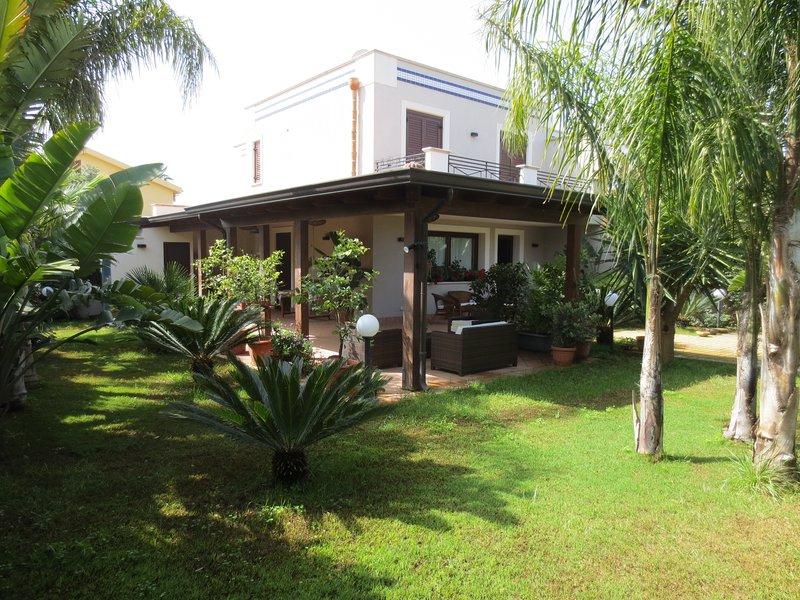 Villa geranio, un alojamiento de playa