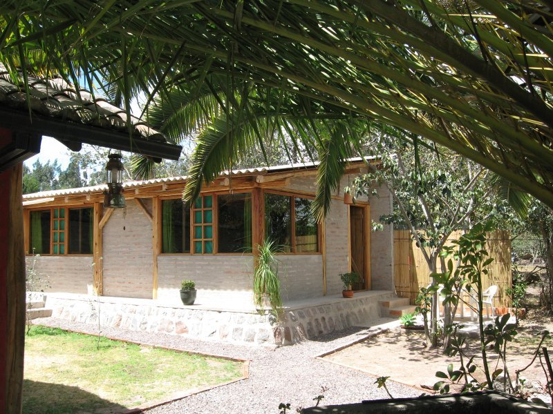 Arie´s Cabin (Private Garden Room), vacation rental in Cayambe