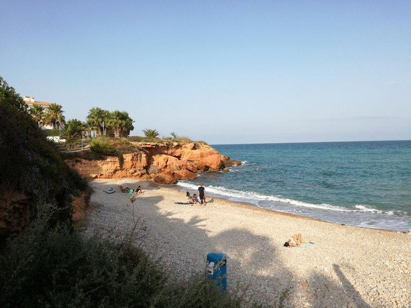 Casa en Vinaroz a 150 pasos de la playa., alquiler de vacaciones en Vinaròs