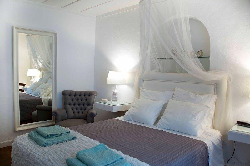Patio Apartamento - Planta baja dormitorio